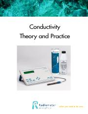 Conductivity Theory and Practice.pdf