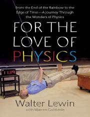 For the love of Physics by Walter Lewin (Charm Quark).pdf
