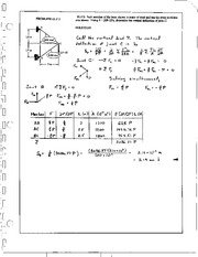 1396_Mechanics Homework Mechanics of Materials Solution