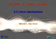 AP1200_Ch3_Waves-3Mechanisms-2007