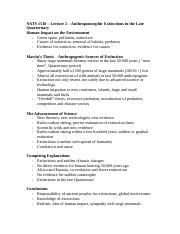 NATS 1510 - Lecture 2 - summary.doc