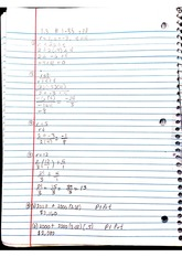 practice problems notes