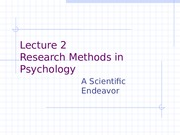 Lecture_2-_Research_Methods_in_Psychology