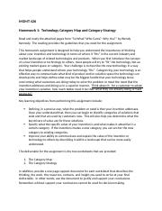 Homework 1 - Technology Category Map and Category Strategy.docx