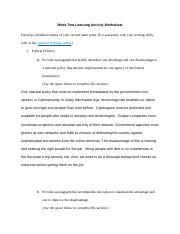POL201.W2.LearningActivityWorksheet.09.29.15