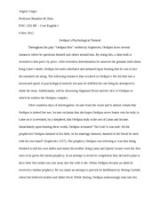 AP Literature and Composition A Syllabus