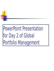 Global. Second Day (Includes Ingers Family). Class Notes (3).ppt