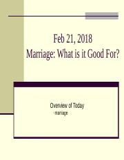 2-21 marriage.ppt
