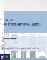 08)Buyside_Traditional_Investors_13March 2017