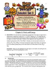 3 Solution Set 3 on chapters 6&7