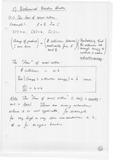 Math 570 Biochemical Reaction kinetics Notes