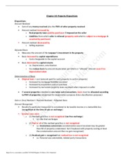 Chapter 10 Notes 2011 - Students