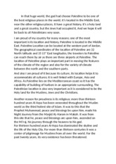 palestine argumentative essay If you are struggling to write your essay on the topic of israeli/palestinian conflict, be sure to read the following essay example that may be useful.