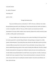 psy 203 paper