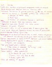 PSC 226 Notes 2