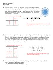 Worksheet Assignment 6-Solutions-S15.docx