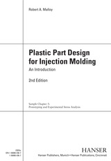 9781569904367_9781569904367_Plastic Part Design for Injection Molding 2E_Malloy