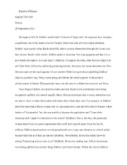 Lee, Tyler and DuBois Debate Essay 2209