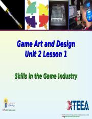Unit_2_1_Skills_in_the_Game_Industry