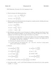 Homework for kindergarten math image 1