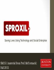 Sproxil.2015