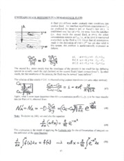 Mass Transfer Notes - Part 3