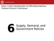 Lecture07 - Ch 06 - Posted - Econ 1110(1) (1)