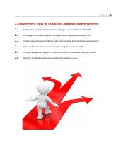 Implement new or modified administrative system.pdf