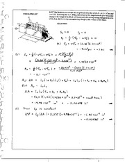 160_Mechanics Homework Mechanics of Materials Solution
