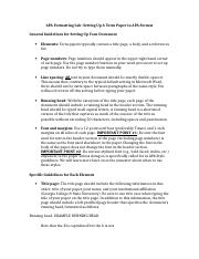 APA Formatting Lab - Setting Up A Term Paper (1).doc