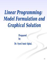 Linear-Programming-AEE