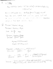 Solutions to Problem Set #6