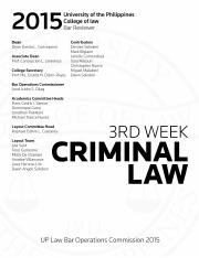 BOC 2015 Criminal Law Reviewer Final (Updated)(1)