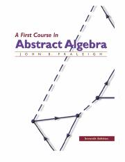 A first course in abstract algebra by Fraleigh 7ed_Textbook.pdf