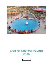 About Fantasy Island