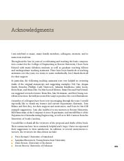 Acknowledgments_2012_Matlab-Second-Edition-