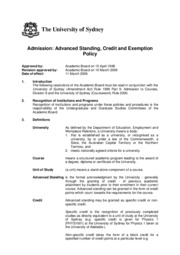 Adv_Standing_Credit_Exemption
