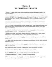 Chapter 4 - Proposed Approach