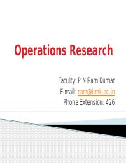 Operations Research - Classes 1 to 5.pptx
