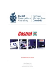 A_Case_Study_on_Castrol - Marketing