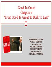 Good_To_Great_ch.9.ppt