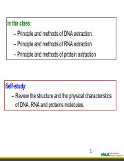 Lec 8_Chap 5_DNA RNA Protein extraction