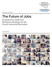 The Future of Jobs Employment%2C Skills and Workforce Strategy for the Fourth Industrial Revolution.