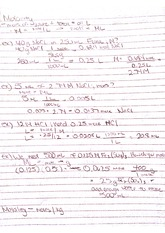 Chemistry 2_ Morality and Normality Notes