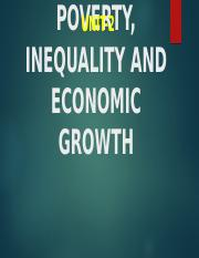 Unit-2 Povery, Inequality and Economic Growth.pptx