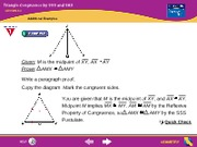 4-2_Triangle_Congruence_by_SSS_and_SAS