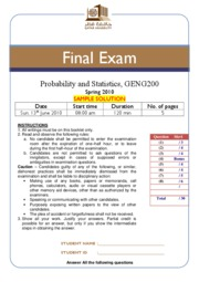 GENG200_Final_Exam_13_6_2010_Solution