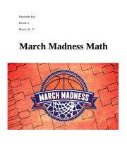 March Madness.docx