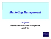 Marketing  Management chapt6_09