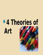 4 theories of art.pptx